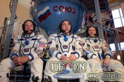 国际空间站宇航员如何应对美俄关系紧张的图片 第2张