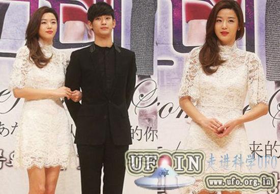 韩剧《来自星星的你》全智贤剧中多款造型的图片 第9张