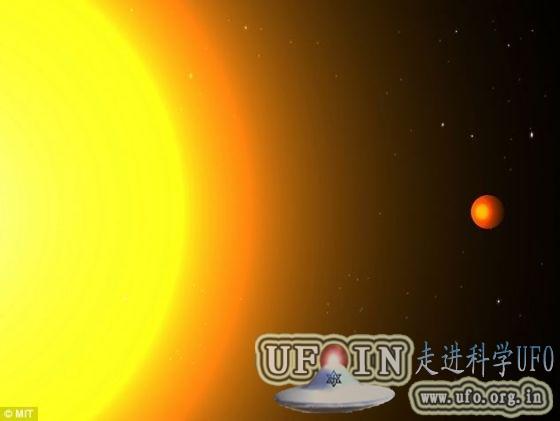 科学家发现700光年外奇特新行星:一年仅8.5小时的图片 第1张