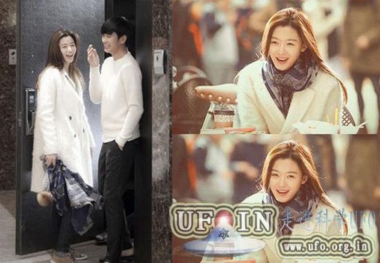 韩剧《来自星星的你》全智贤剧中多款造型的图片 第1张