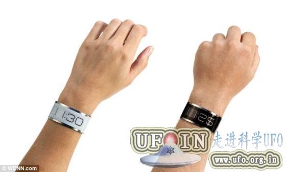 美公司打造世界最薄腕表:厚度仅0.8毫米的图片 第2张