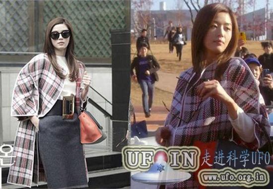 韩剧《来自星星的你》全智贤剧中多款造型的图片 第7张
