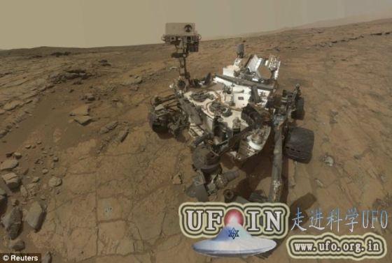 好奇号未在火星发现甲烷:不能提供生命证据的图片 第3张