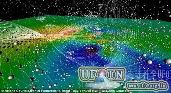 科学家绘制宇宙3D地图:涵盖30亿光年太空区域的图片 第7张