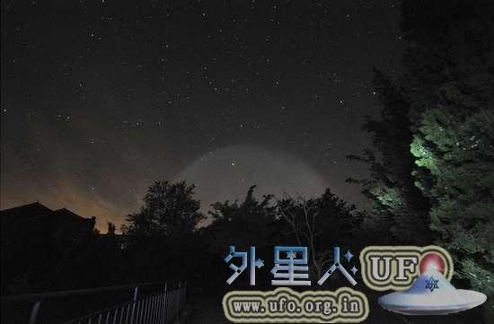 8·20UFO事件巨大球状发光体(2011年8月20日)北京上海皆被目击的图片