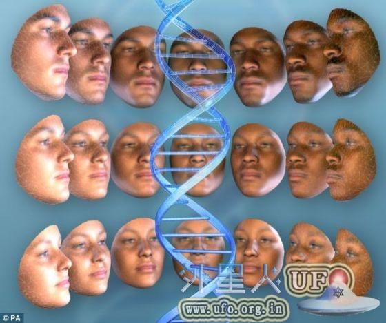 """科学家利用DNA绘制犯罪分子""""基因大头照""""的图片 第1张"""