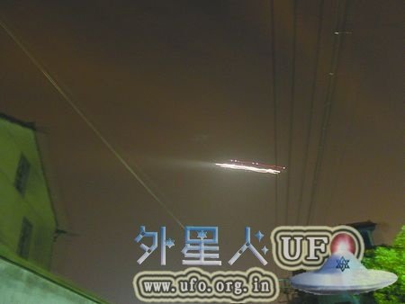 2010年7月7日浙江杭州萧山机场UFO事件是真的吗?的图片