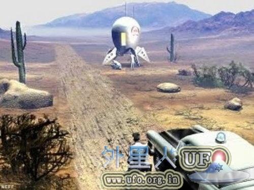 新墨西哥州索科罗UFO事件是真的吗?1964年4月24日索可罗UFO真相解析的图片