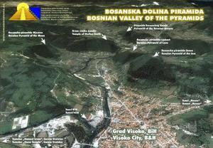 波士尼亚太阳金字塔内能量之谜