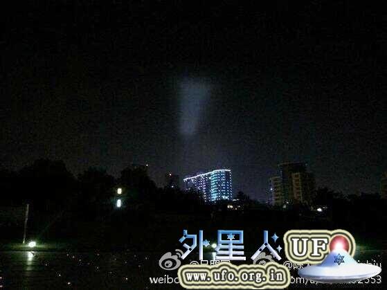 2014年7月9日UFO事件:中国境内大量网友目击并成功拍下UFO照片的图片