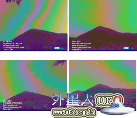 波士尼亚太阳金字塔内能量之谜:散发超音波能量的图片