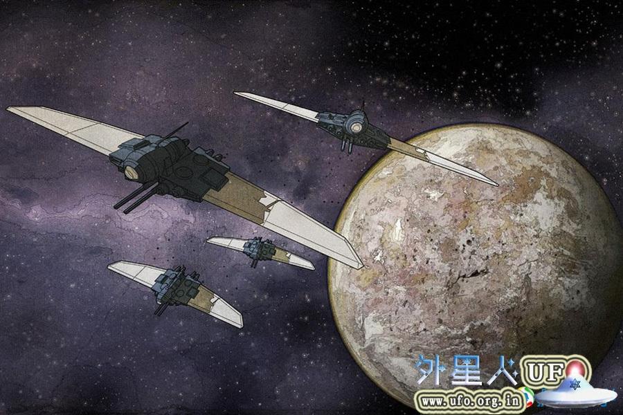 月球未解之谜:月球是否存在外星人文明?的图片
