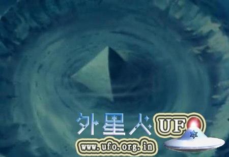 百慕大三角海底金字塔之谜图片的图片 第1张