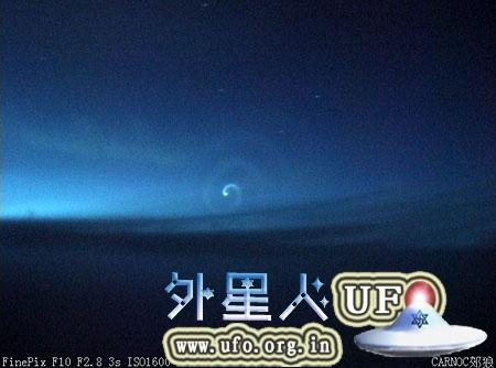 9.25UFO事件是真的吗?2005年9月25日UFO目击报告调查的图片
