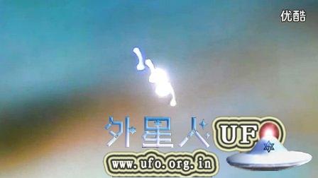 2014年10月3日西班牙4个光球UFO实拍的图片