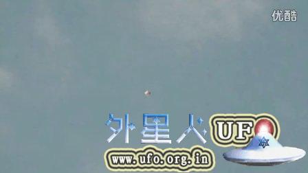 2014年10月31日美国加州马里布上空UFO 经典的图片