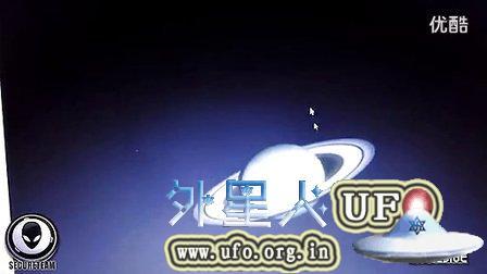2014年11月19日土星周围巨大的不明物体是银河母舰?的图片