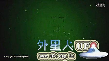 2014年11月墨尔本高空UFO的图片