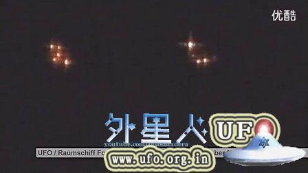 2014年11月20日俄罗斯上空2个巨大的UFO的图片
