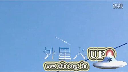 2014年11月25日葡萄牙上空UFO类似外星人头发从天空掉下来?的图片