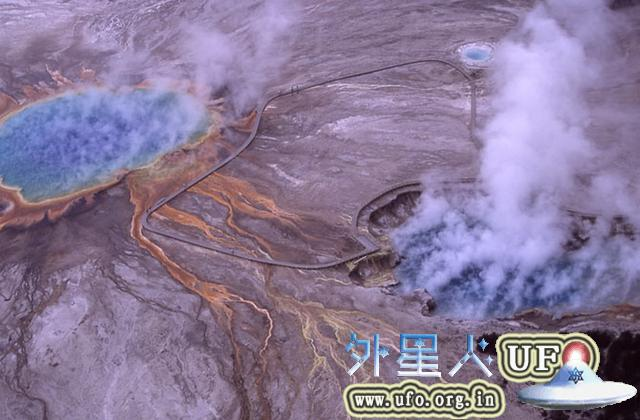 如果黄石公园超级火山爆发释放灰尘将至纽约