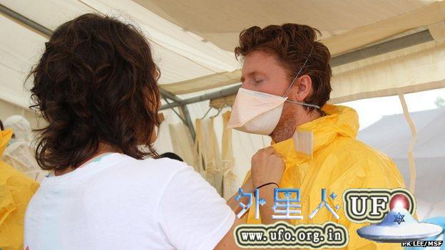 新型埃博拉病毒疫苗有望进行人体测试