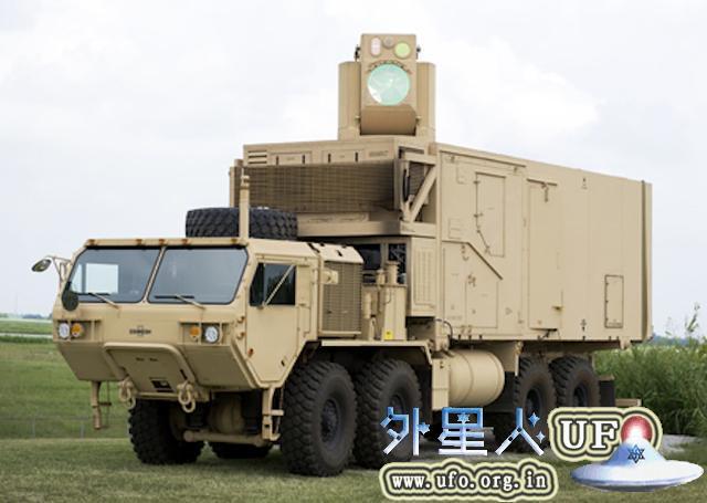 波音公司研发新型激光武器 可瞬间击落无人机