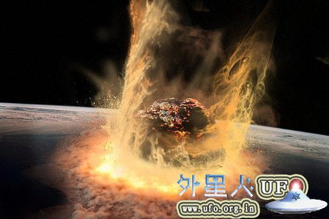 科学家披露半年前小行星险些撞地球