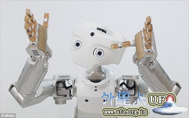 """科学家欲建立先进的""""机器人大脑""""系统"""
