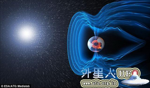 地球磁场或将在百年内发生逆转