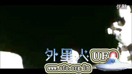 2014年12月2日国际空间站拍到UFO的图片