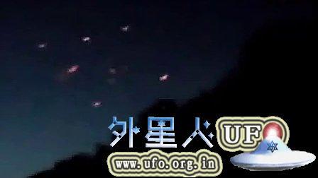 2014年12月6日俄罗斯UFO舰队的图片