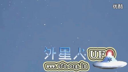 2014年12月6日加州庞大的UFO舰队的图片
