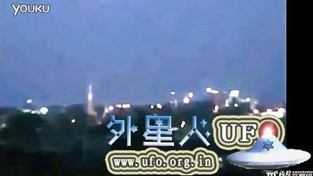 2015年2月1日阿姆斯特丹上空突然消失的巨大UFO的图片