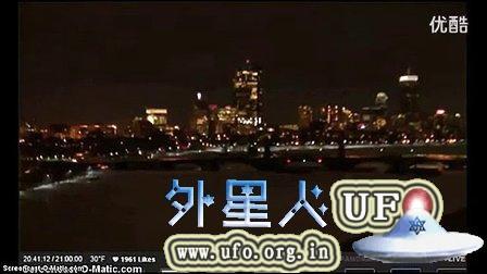 2015年2月1日波士顿多个低空的UFO的图片