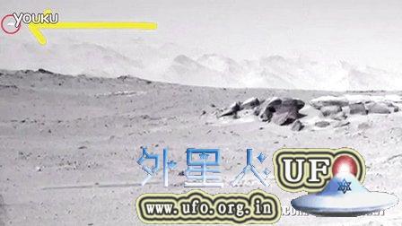 2015年2月1日火星上空拍到的UFO的图片