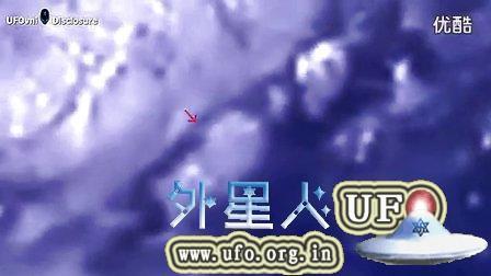 2015年2月13日国际空间站拍到UFO的图片