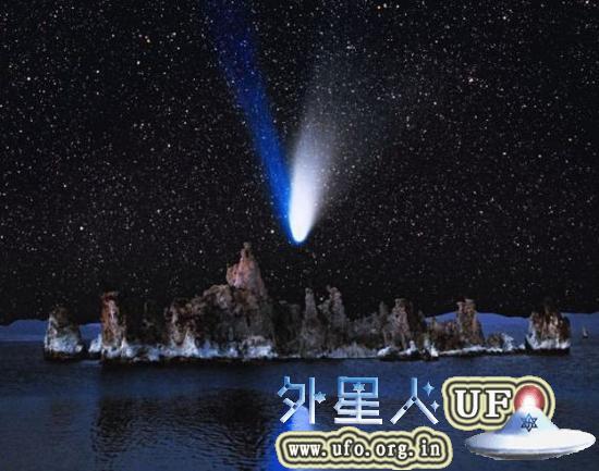 吸引人类五大彗星:邪教徒为彗星集体自杀的图片 第3张