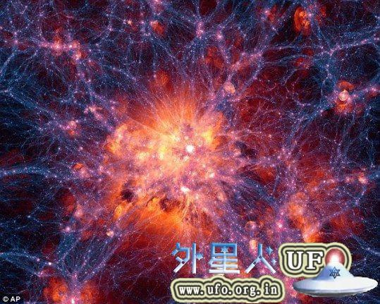 天文学家最近发现,银河系中暗物质的质量可能只有预期的一半。