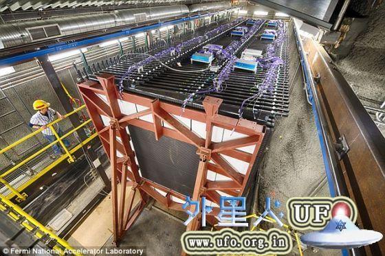 """世界最长的中微子实验设备名为""""Nova"""",由两个巨型探测器组成。 第1张"""