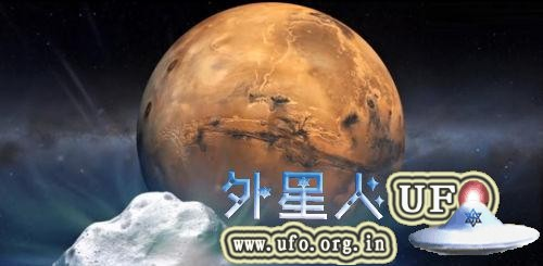 """NASA提供的""""赛丁泉""""彗星的艺术概念图像。 第1张"""