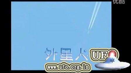 2015年4月22日罗马上空飞机旁拍到UFO