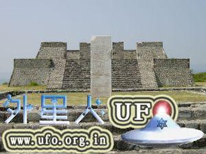 墨西哥玛雅古迹库埃纳瓦卡城:霍奇卡尔科金字塔(Xochicalco)