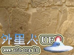 墨西哥玛雅遗址瓦哈卡:阿尔班山金字塔 第3张