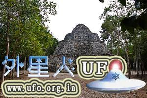 墨西哥玛雅文明 哥科巴遗址:玛雅文明大金字塔(Nohoch Mul) 第1张