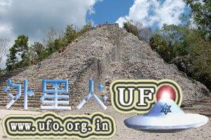 墨西哥玛雅文明 哥科巴遗址:玛雅文明大金字塔(Nohoch Mul) 第2张