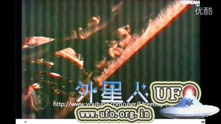 2015年7月30日国际空间站拍到多个外星飞船