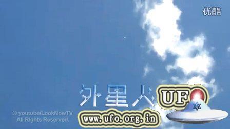 2015年7月30日加州2个变速的飞碟UFO