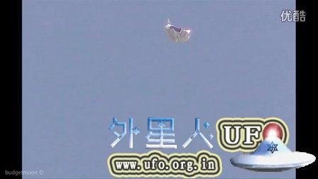 2015年8月不规则旋转UFO的图片