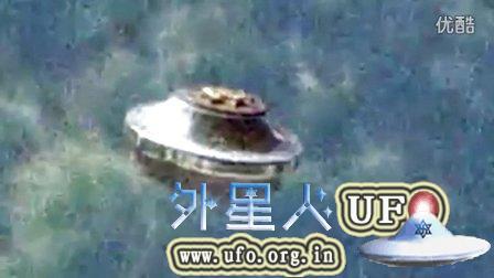2015年8月30日飓风之前拍到清晰的飞碟的图片